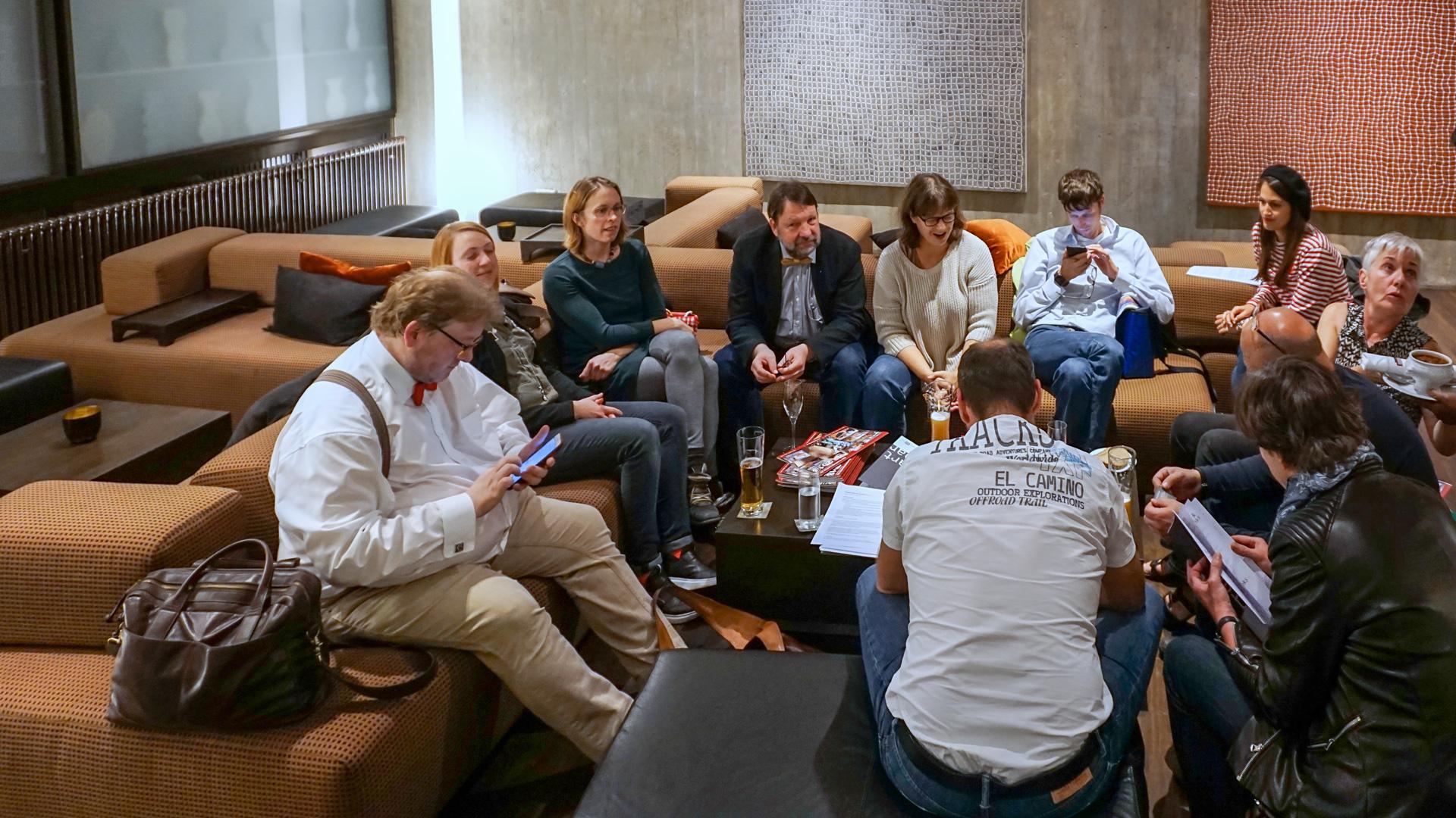 Bloggerclub in Franken